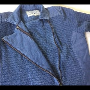 Piece of Blue Sweaters - Piece of Blue sweater/jacket size L
